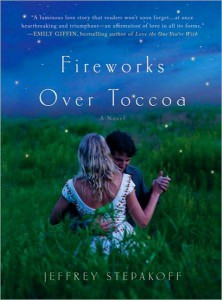 Fireworks Over Toccoa book cover