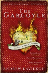the Gargoyle book cover