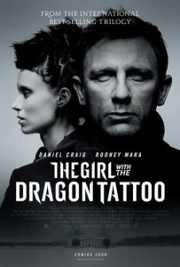 The Girl with the Dragon Tattoo dvd cover