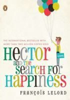 Hector and the Search for Happiness book cover