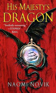 His Majesty's Dragon book cover