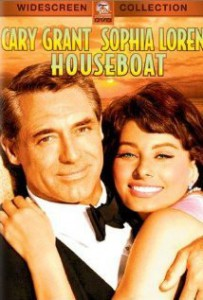 Houseboat DVD cover