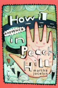 How It Happened in peach hill book cover