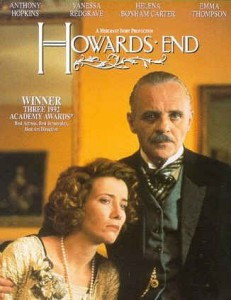 Howard's End DVD cover