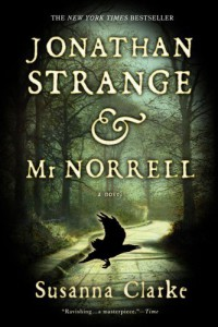 Jonathan Strange and Mr Norrell book cover