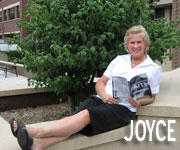 Joyce staff picks photo