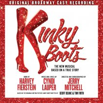 Kinky Boots broadway recording