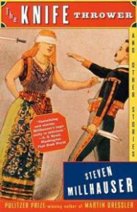 The Knife Thrower and Other Stories book cover
