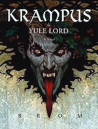 Krampus the yule lord book cover