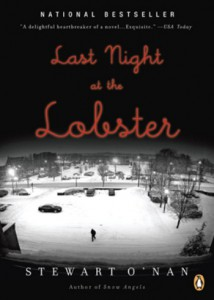 Last Night at the Lobster book cover