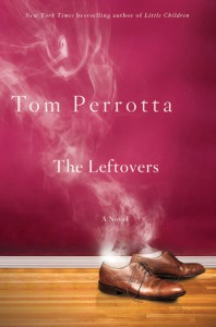 the Leftovers book cover
