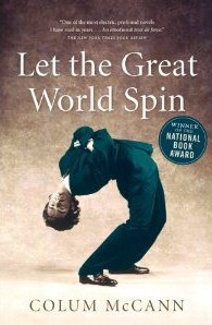 Let the Great World Spin book cover