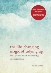 The Life Changing Magic of Tidying Up book cover