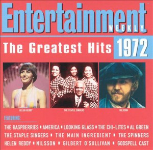 Entertainment The Greatest Hits 1972