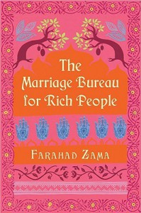 the Marriage Bureau for Rich People Book cover