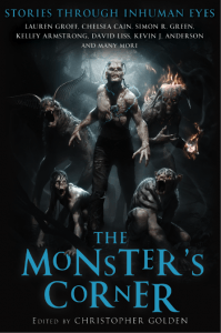The Monster's Corner book cover