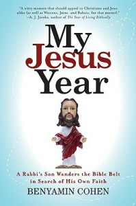 Cover of My Jesus Year