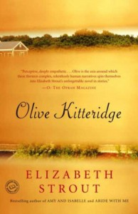 Olive Kitteridge book cover