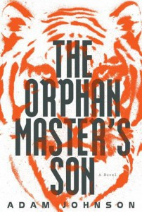 Orphan Master's Son book cover