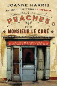 Peaches for Monsieur le Cure book cover
