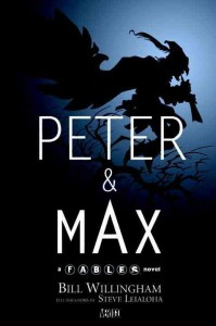 Peter and Max book cover