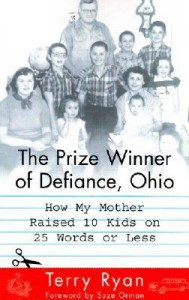 The Prize Winner of Defiance, Ohio book cover