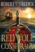 Red Wolf Conspiracy book cover