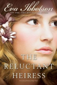 Reluctant Heiress book cover