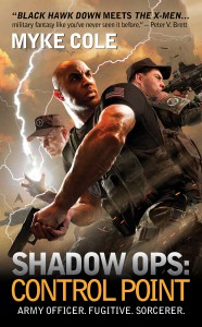 Shadow Ops: Control Point book cover
