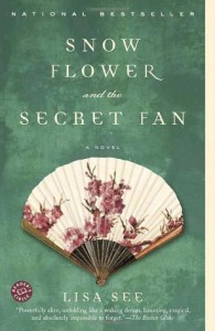 Cover of Snowflower and the Secret Fan