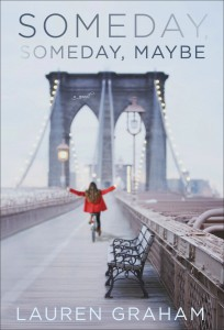Someday Someday Maybe book cover