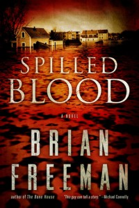 Spilled Blood book cover
