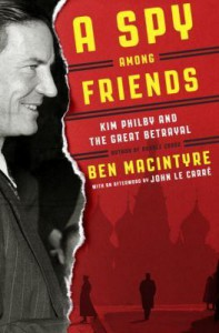 Spy Among Friends book cover