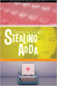 Stealing Adda book cover