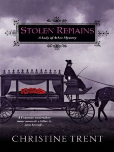 Stolen Remains book cover