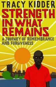 Strength in What Remains book cover