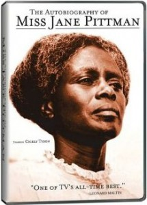 dvd Cover of The Autobiography of Miss Jane Pittman