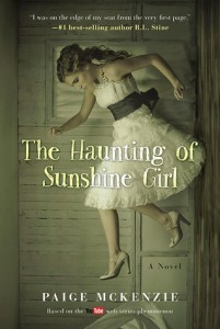 The Haunting of Sunshine Girl book cover