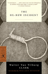 The Ox-Bow Incident book cover