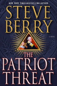 Cover of The Patriot Threat