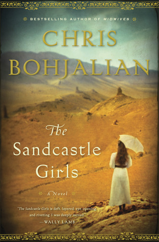 The Sandcastle Girls Book Cover