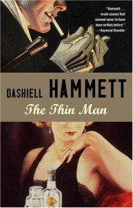 the Thin Man book cover