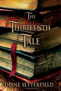 Thirteenth Tale book cover!