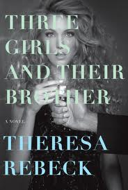 Three Girls and their Brother book cover