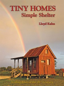 Tiny Homes Simple Shelter book cover