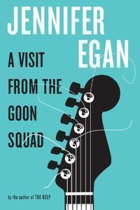 a Visit from the Goon Squad book cover