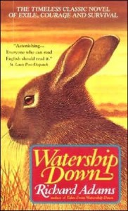 Watership Down book cover