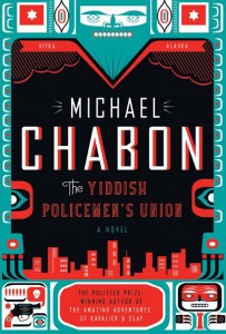 Yiddish Policemen's Union book cover