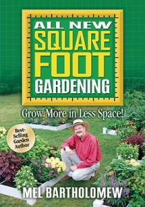 All New Square Foot Gardening book cover
