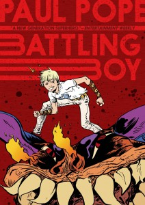 battling boy graphic novel